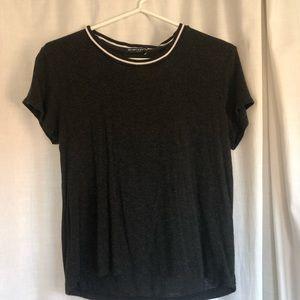 Black shirt from brandy Melville
